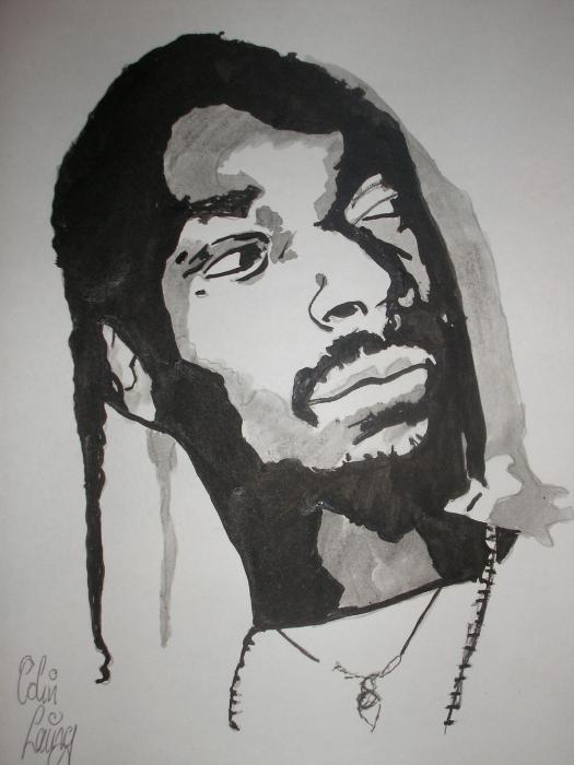 Snoop Dogg by Coffee58